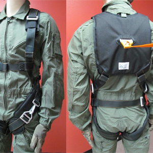 Jumpmaster Safety Harness